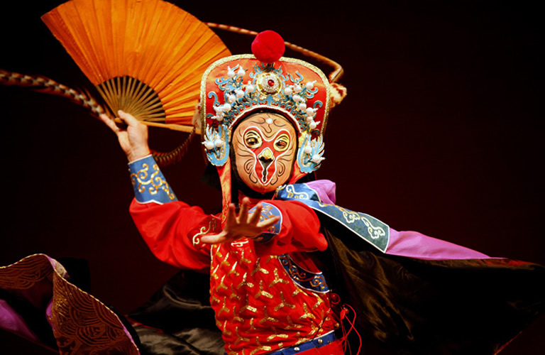 Chengdu Sichuan Opera Mask Changing Show And Ticket Booking