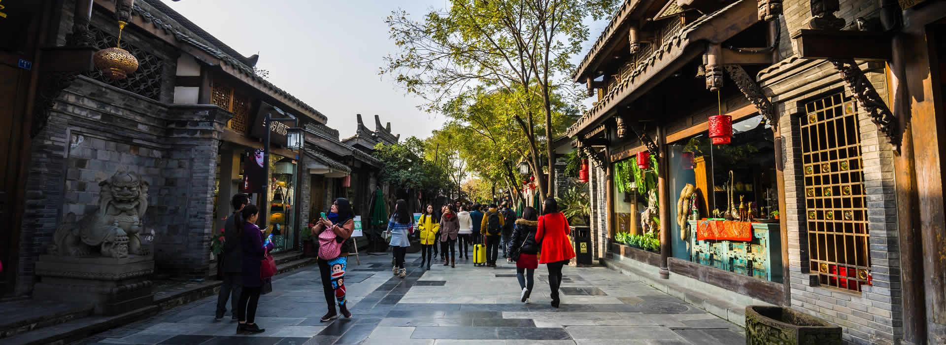 Kuanzhai Alley, Kuanzhai Alley Travel Guide