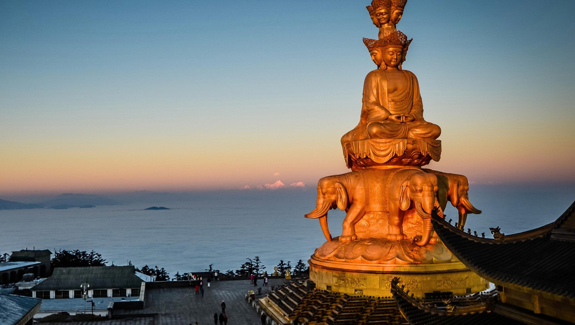 Mount Emei Travel and Tours
