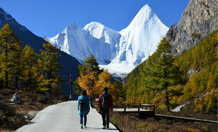 Sichuan Hiking Tour