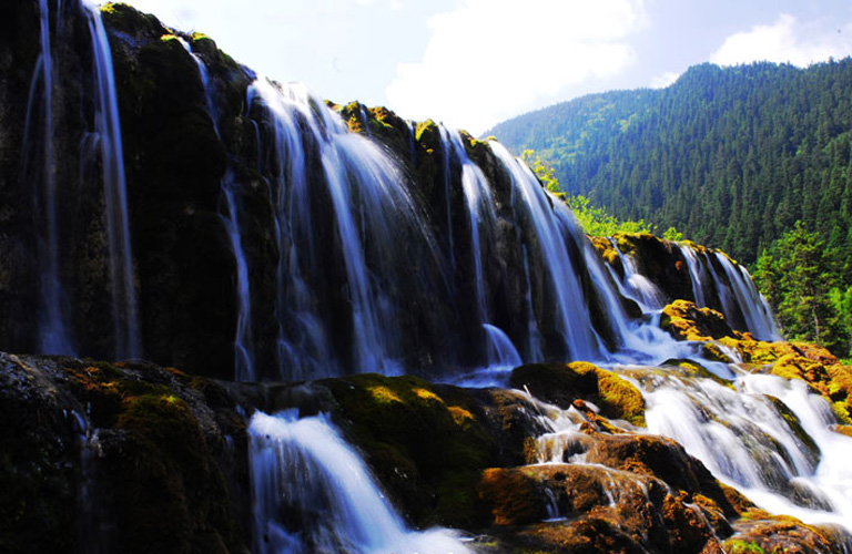 Jiuzhaigou Group Tour