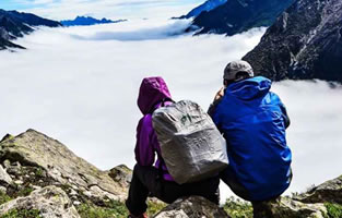 Western Sichuan Hiking Tour